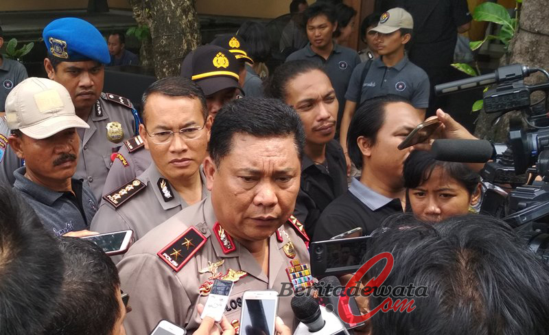 Kapolda Bali: 2018, Bali bebas dari Premanisme Pungli dan ...