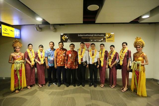 Lion Air buka rute Denpasar-Bangkok. Foto: beritadewata.com